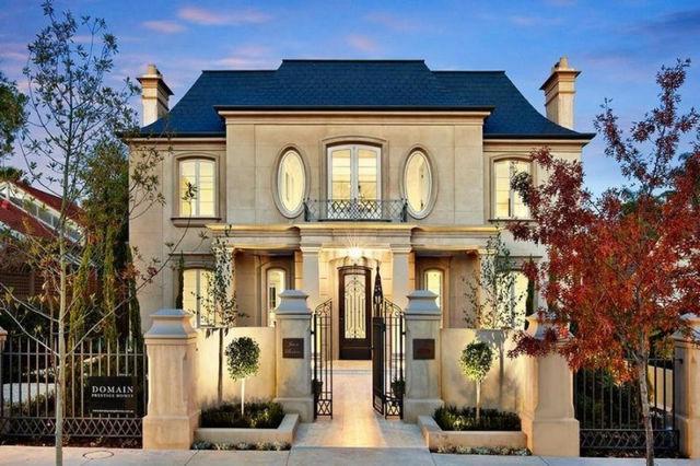 Дизайн загородного дома в классическом стиле