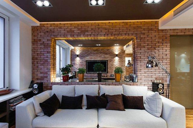 Квартира лофт — это помещение
