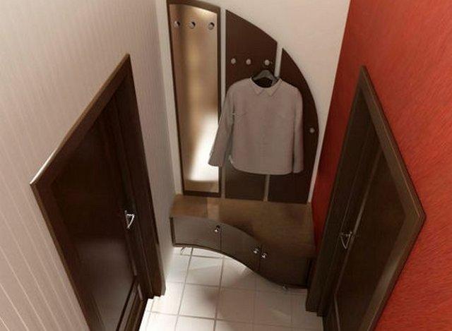 стенка в однокомнатную квартиру фото