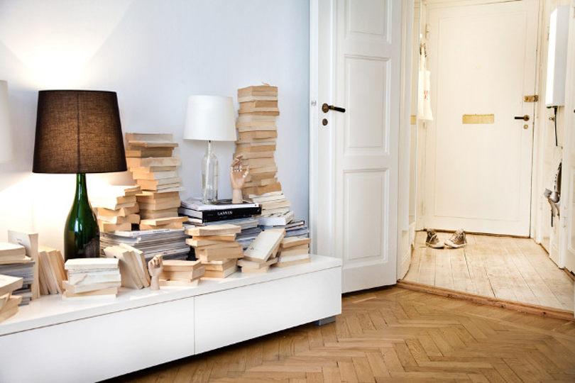 Светлые тона в интерьере однокомнатной квартиры