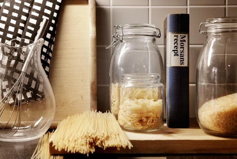 Приятные глазу мелочи в оформлении кухни
