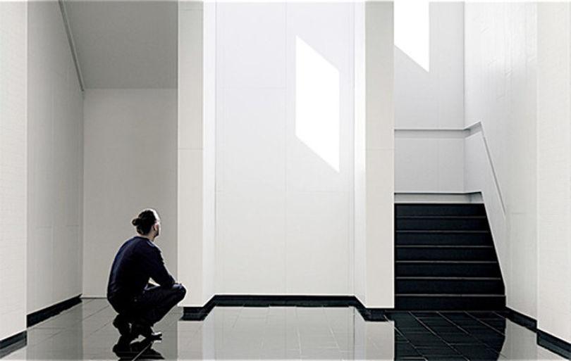 Проект офисного освещения Daylight Entrance