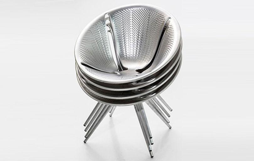 Штабелируемые стулья Diatom от Moroso