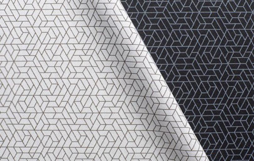 Коллекция Form + Structure от Teknion Textiles