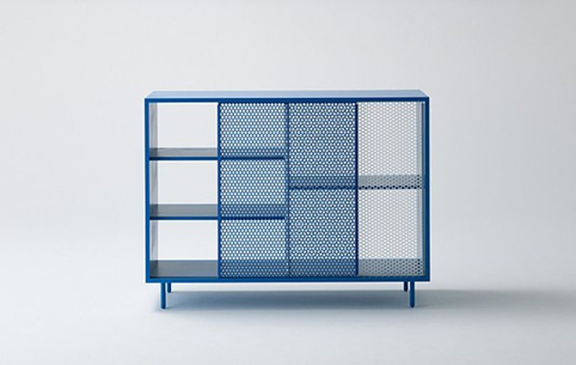 Шкаф Snowscape от студии дизайна Tamaki