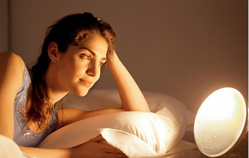 Светильник Wake Up Lighty от Philips