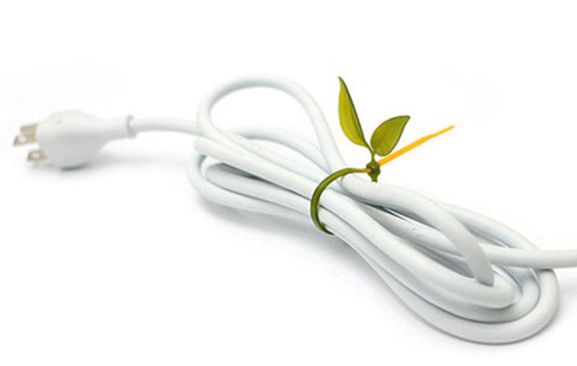 Пластиковые стяжки для шнуров от Lufdesign