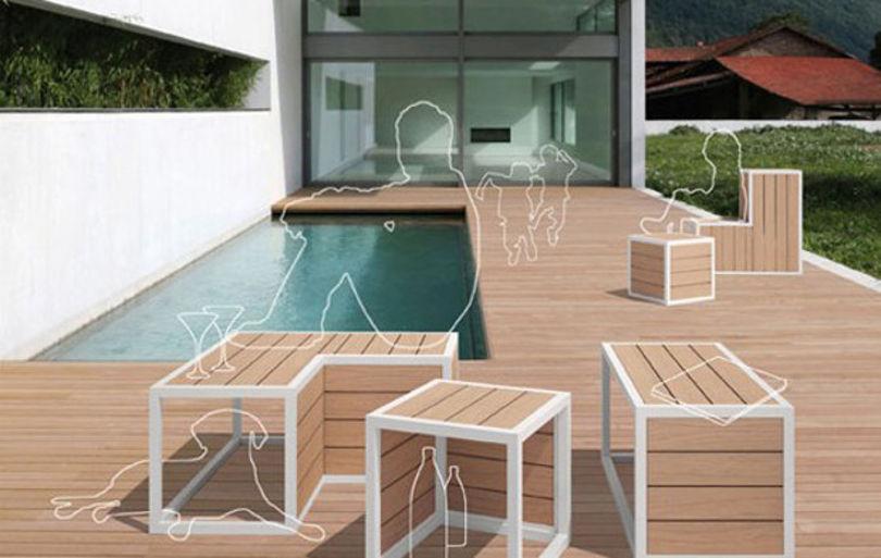 Коллекция мебели Cubico