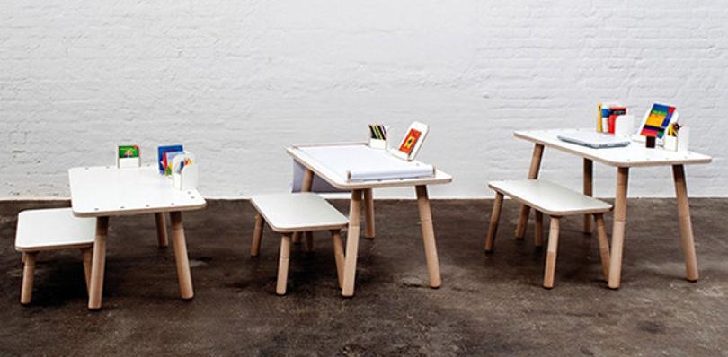 Столы и стулья от Pure Position