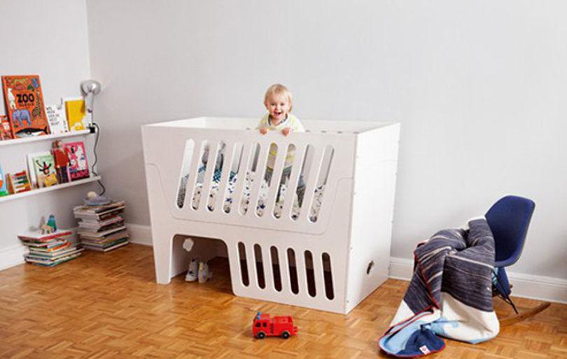 Кровать Rocky от Jäll & Tofta
