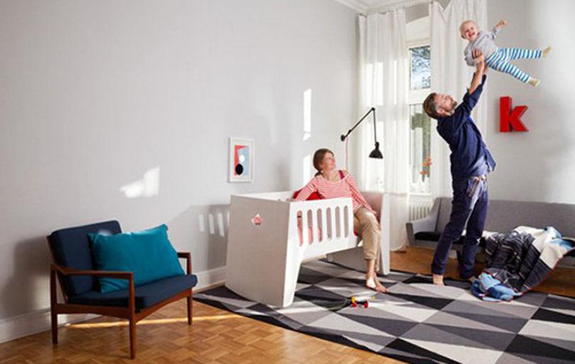 Кровать Rocky от Jäll &