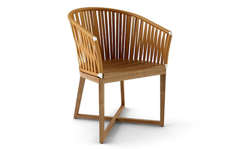 Кресло из тика от Blue Leaf Hospitality