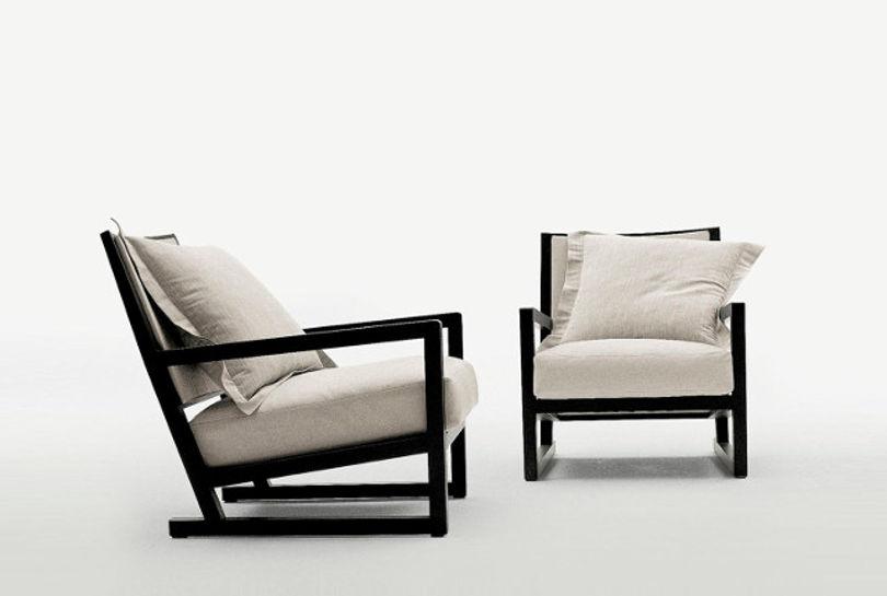 Современные кресла, дизайнер Антонио Читтерио