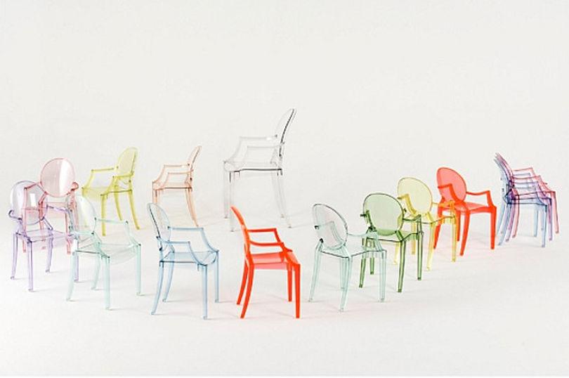 Оригинальная коллекция стульев