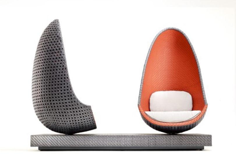 Уличная мебель для DEDON от Филиппа Старка