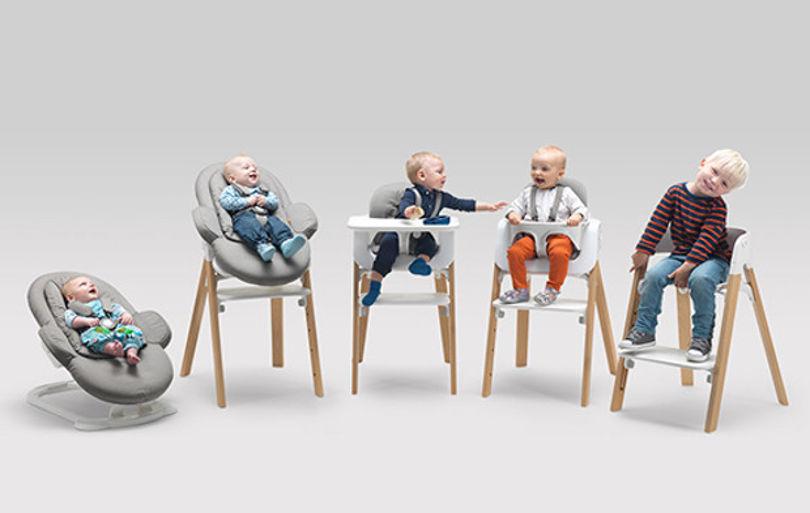 Детский стул от Permafrost