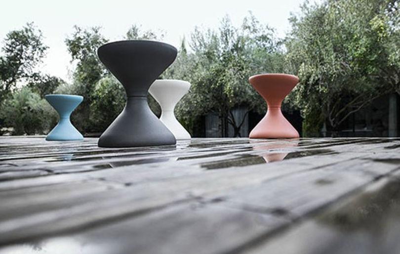 Столы для улицы Bells от бренда Gloster