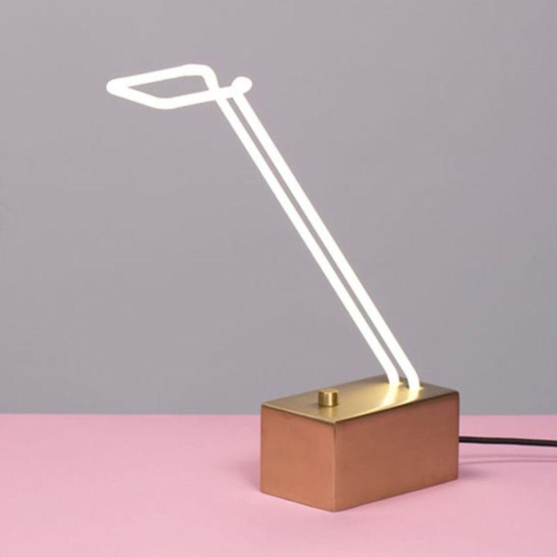 Лампа Light Line от Lindsey Adelman Studio