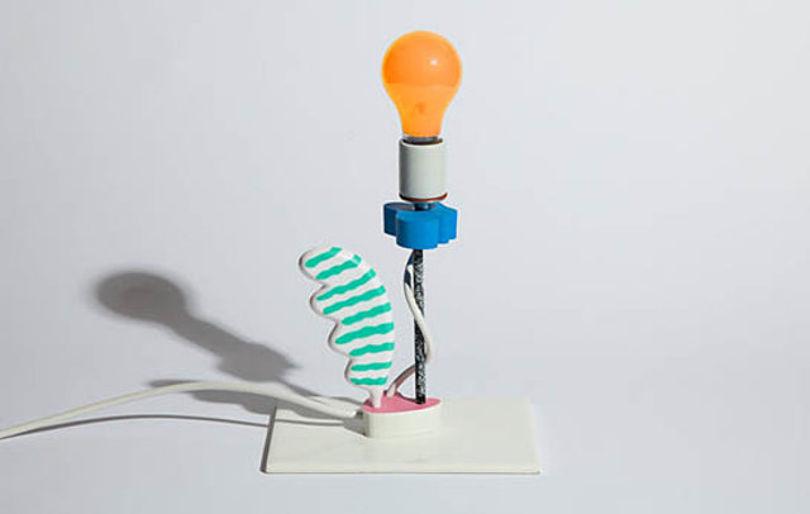 Лампа Zolo от Брендана Тимминса