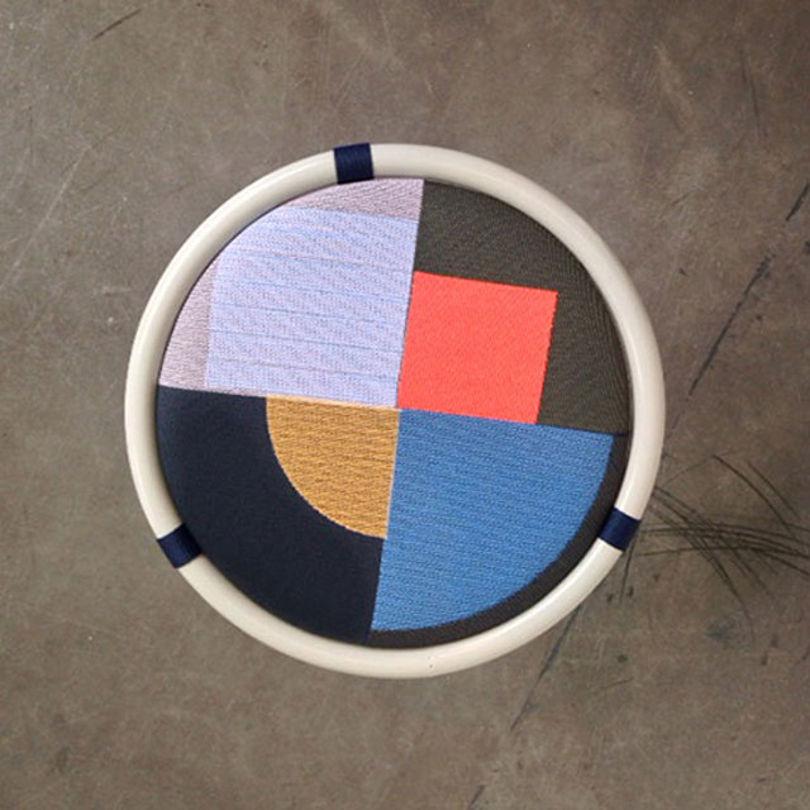 Обивочная ткань в стиле 80-х: Beyond Woven