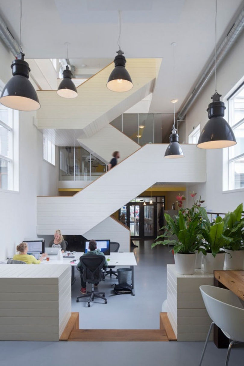 Дизайн офиса WEB-студии Acato