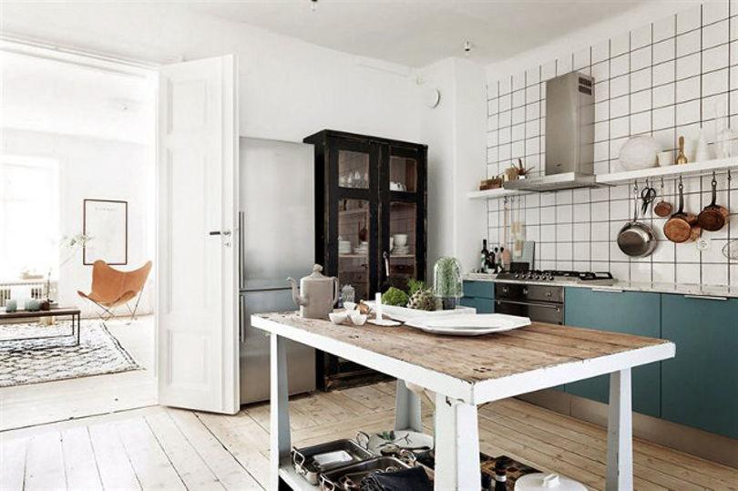 Дизайн двухкомнатной квартира 60 м. кв.