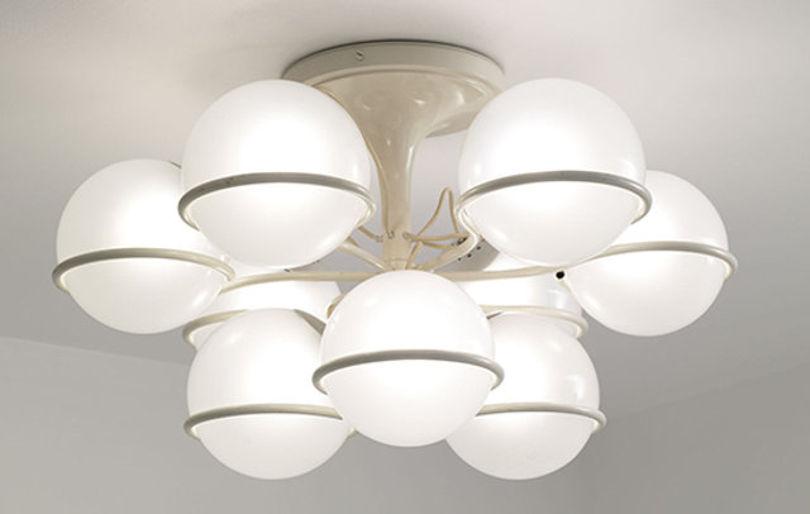 Лампы от Джино Сарфатти
