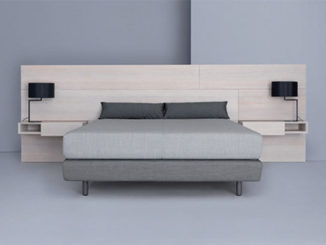Кровать Miut от Джулии Фелнер для Zeitraum
