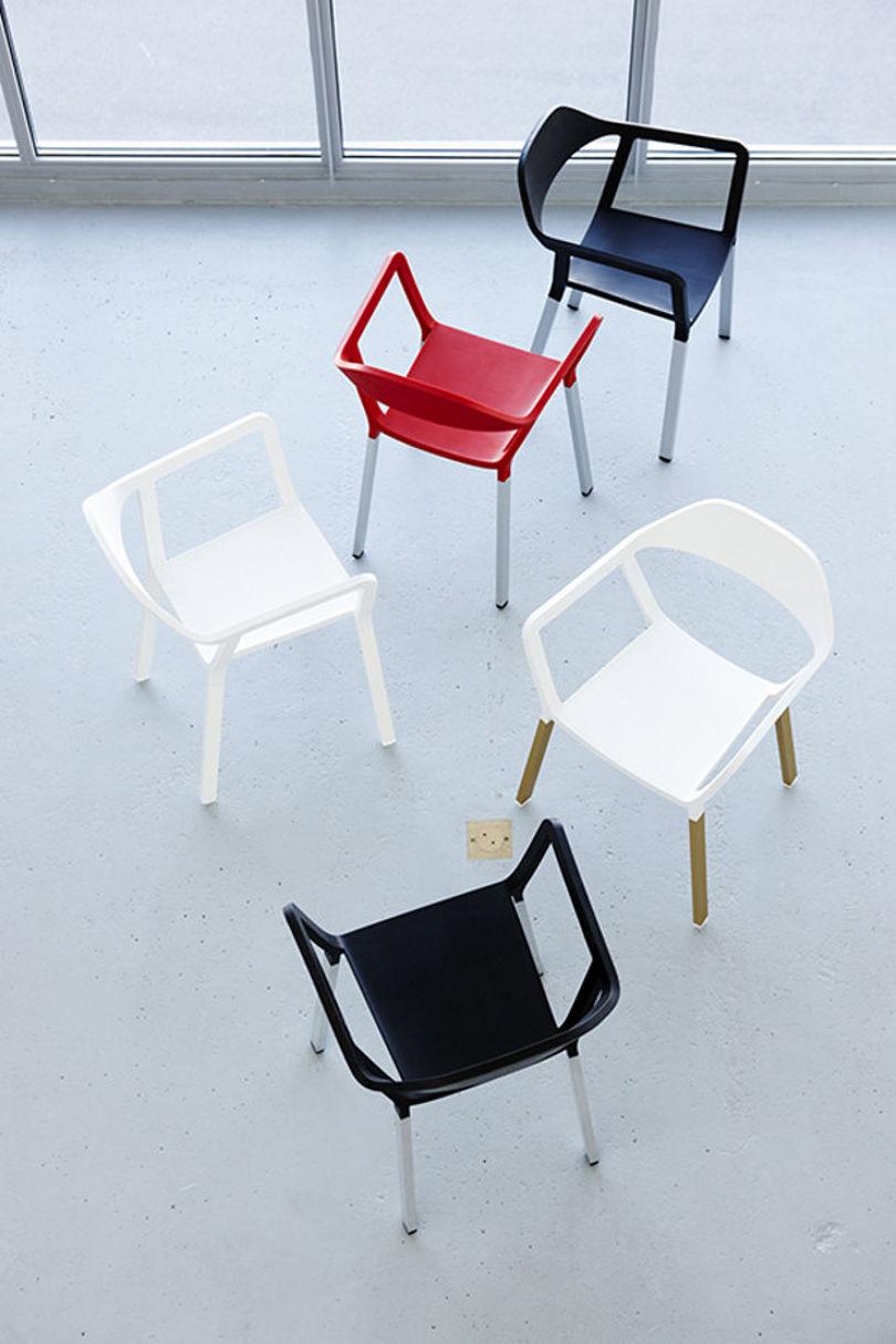 Стул-кресло Р77 от Johanson Design