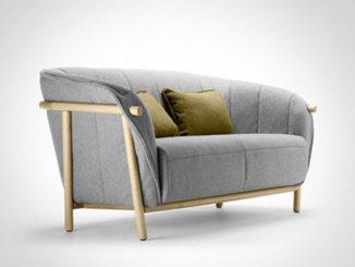 Кресло от BOSC, коллекция Yas
