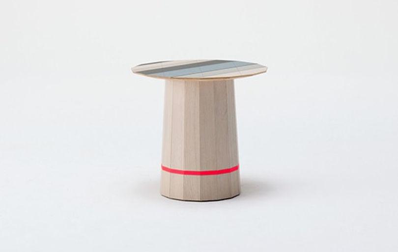 Мебель с неоновыми вставками