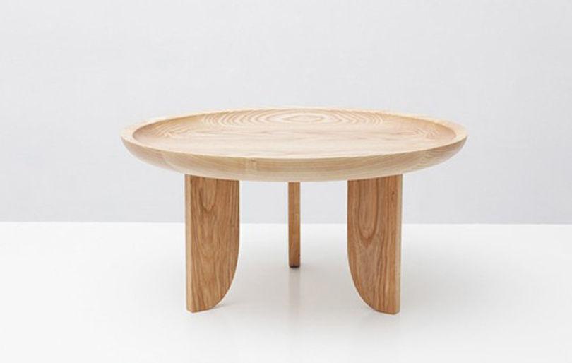 Кофейный столик в африканском стиле от Grain