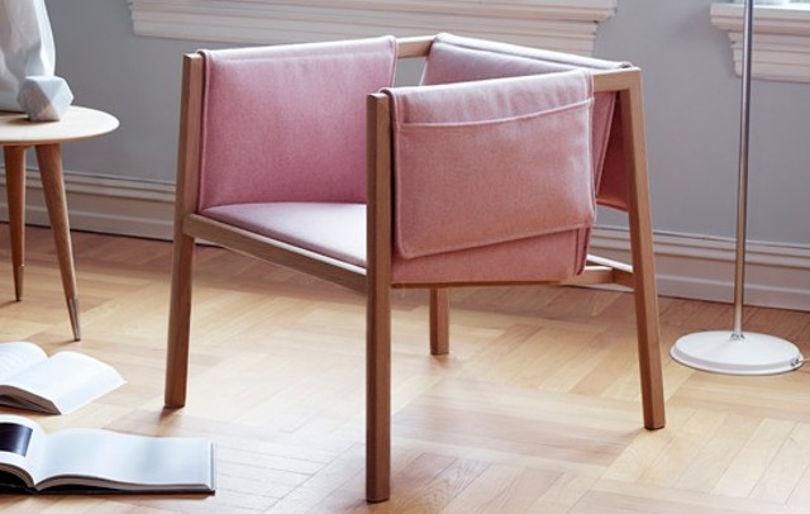 Кресло Saddle от компании Slåke