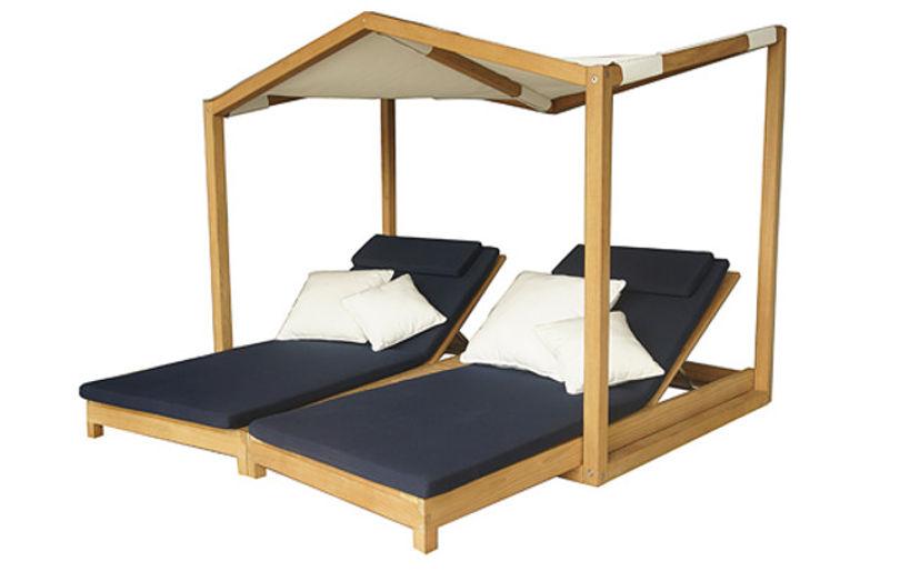 Мебель для улицы от Deesawat