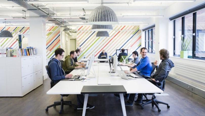 Дизайн офиса IT-компании New Bamboo