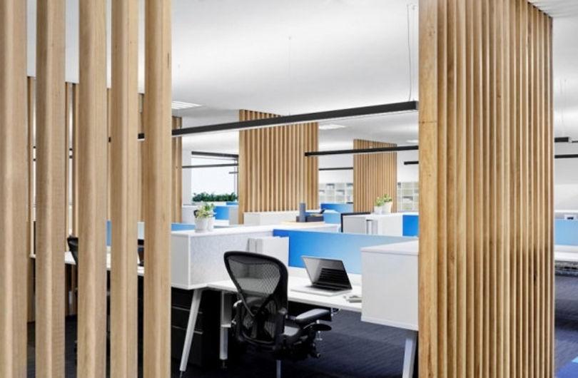 Офис строительной компании Case Meallin