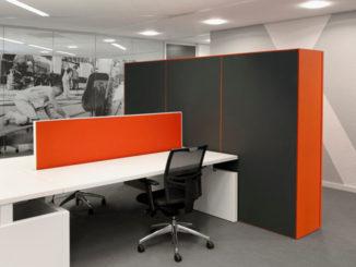 Офис строительной компании KWS Infra