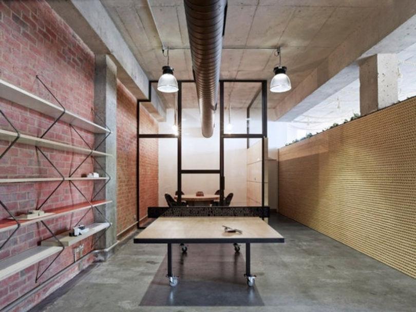 Офис компании Kavellaris Urban Design