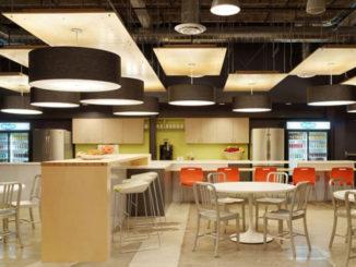 Дизайн офиса Skype в Пало-Альто