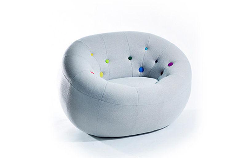 Кресло Capsule от Deadgood