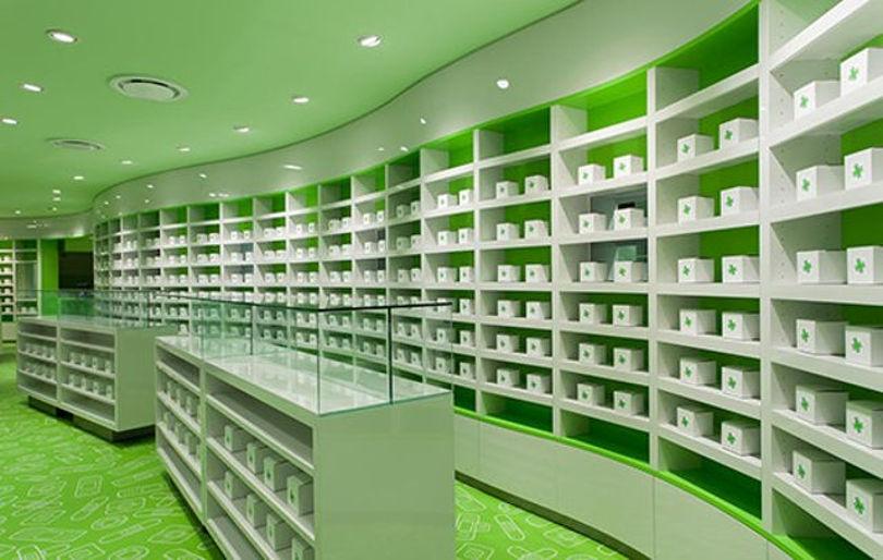 Дизайн аптеки Careland