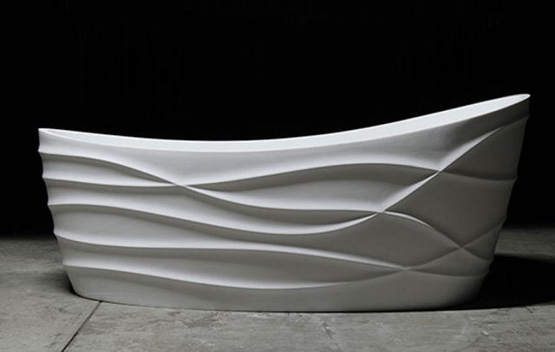 Ванна из коллекции Dune от бренда AF New York