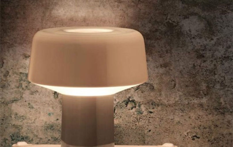 Лампа Glass Drop Table от Diesel и Foscarini