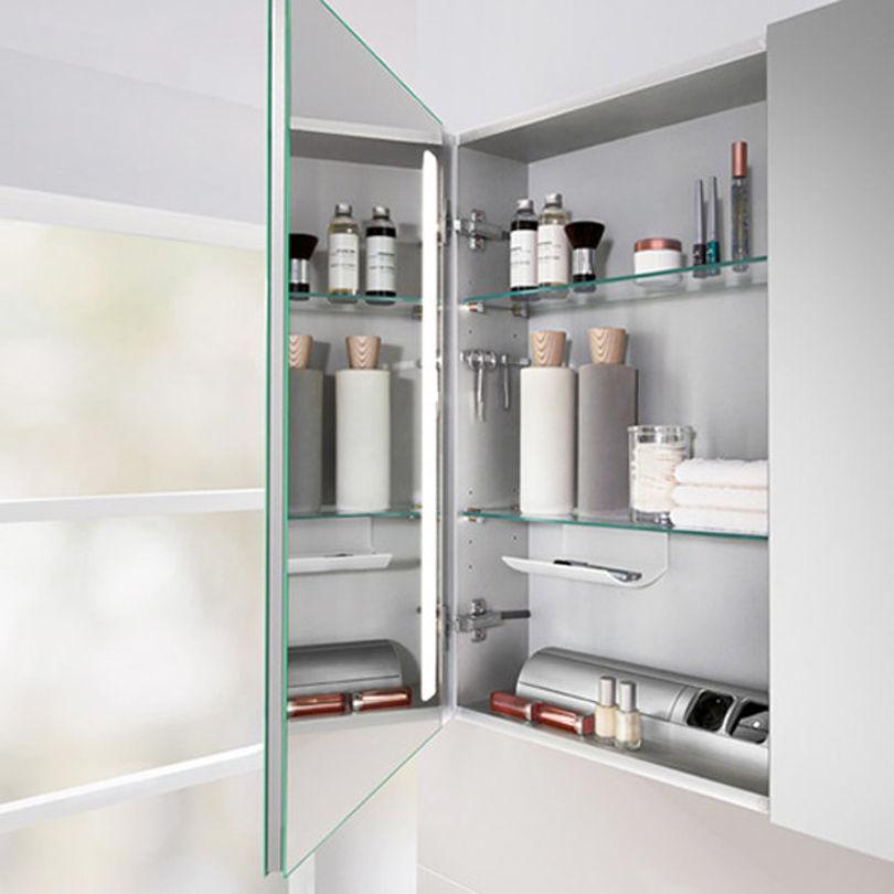 Шкафчик с зеркалом из коллекции My View