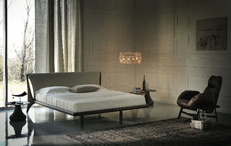 Кровать Nelson от Cattelan Italia