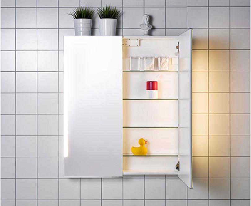 Подвесной шкафчик для ванной Storjorm