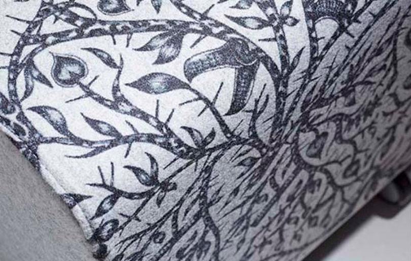 Ткань Tangled от Эммы Шипли