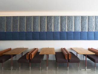 Дизайн ресторана Torafuku от Skott & Scott