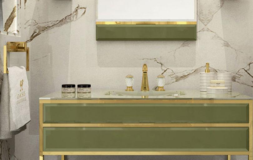 Мебель для ванной Academy от Oasis