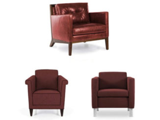 Кресла от Cabot Wrenn